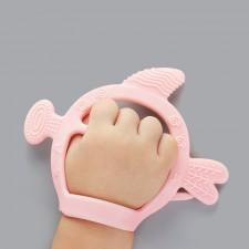 Грызунок прорезыватель Pink Fish, Belove (BE1705230321)