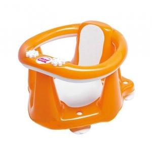 Детское сидение Flipper Evolution  с термодатчиком, OK Baby (оранжевое)