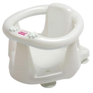 Детское сидение Flipper Evolution  с термодатчиком, OK Baby (белое)