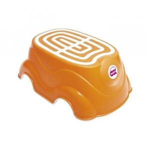 Подставка для ног Herbie, OK Baby (оранжевая)