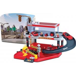 Игровой набор гараж Ferrari, Bburago