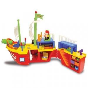 Игровой набор Пиратский корабль, Kiddieland