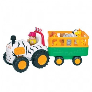 Игровой набор Трактор Сафари, Kiddieland