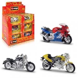 Мотоцикл, Bburago (в ассортименте)