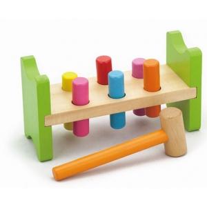 """Игрушка Viga Toys модель """"Забей гвоздик"""""""
