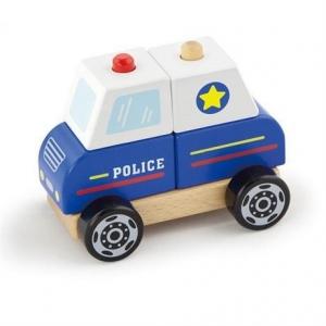 """Игрушка Viga Toys """"Полицейская машина"""""""