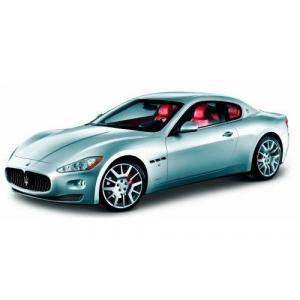 Модель автомобиля Maserati GranTurismo 2008, 1:24, Bburago (серебристый)