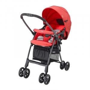 "Прогулочная коляска ""LUXUNA LIGHT CTS"", Aprica (CHEERFUL RED)"